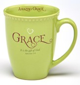 Amazing Grace For A Woman's Heart Mug