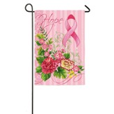 Hope, Breast Cancer Awareness, Small Flag
