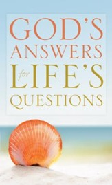 God's Answers for Life's Questions - eBook