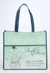 Bless the Lord, O My Soul Tote Bag