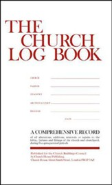 The Church Log Book (pages only)