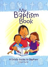 My Baptism Book (hardback): A Child's Guide to Baptism