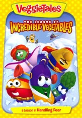 League of Incredible Vegetables (Repackaged)