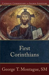 First Corinthians: Catholic Commentary on Sacred Scripture [CCSS] -eBook