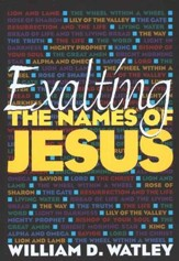 Exalting the Name of Jesus
