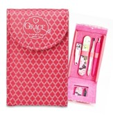 Grace, It Is the Gift From God Manicure Set
