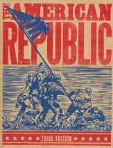 BJU The American Republic Grade 8  Student Text, Third Edition