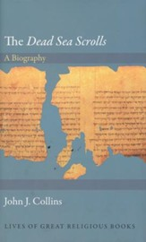 The Dead Sea Scrolls: A Biography - Slightly Imperfect