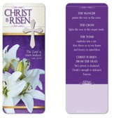 Christ Is Risen Bookmark