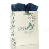 May His Love Surround You Always, Gift Bag, Medium
