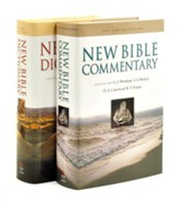 New Bible Dictionary and Commentary Set 2 Volumes