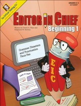Editor in Chief Beginning 1