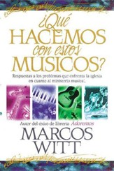 ¿Qué Hacemos con estos Músicos? eLibro  (What Shall We Do With These Musicians? eBook)