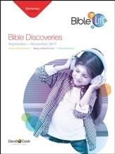 Bible-in-Life Elementary Bible Discoveries, Fall 2016