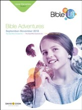 Bible-in-Life: Upper Elementary Bible Adventures (Student Book), Fall 2018