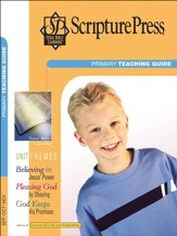 Scripture Press Primary Grades 1 & 2, Teaching Guide, Fall 2017
