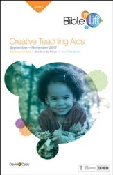 Bible-in-Life/Echoes Toddler Creative Teaching Aids, Fall 2017