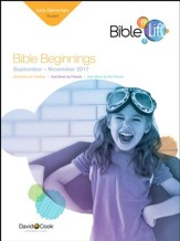Bible-in-Life Early Elementary Bible Beginnings (Student Book), Fall 2017