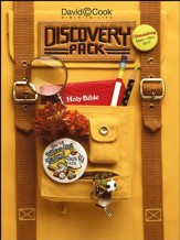 Bible-in-Life Elementary Discovery Pack (Craft Book), Fall 2017