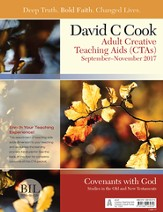 Bible-in-Life Adult Comprehensive Bible Study Creative Teaching Aids, Fall 2017
