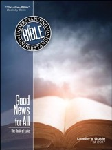 Bible-in-Life/Echoes Understanding the Bible Leader's Guide, Fall 2017