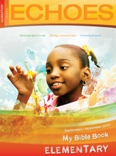 Echoes Elementary Bible Discoveries (Student Book), Fall 2017