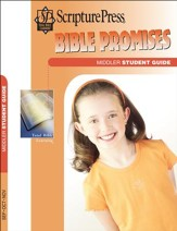 Scripture Press Middler Grades 3 & 4, Bible Promises (Student Book), Fall 2017