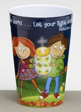 Time to Shine Plastic Tumbler