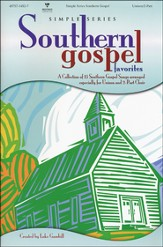 Simple Series Southern Gospel Favorites