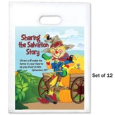 Salvation Story Goodie Bags, Pack of 12