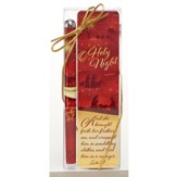 O Holy Night Pen & Bookmark Gift Set