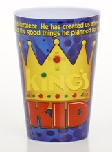 King's Kid Plastic Tumbler