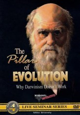 The Pillars of Evolution: Why Darwinism Doesn't Work  DVD