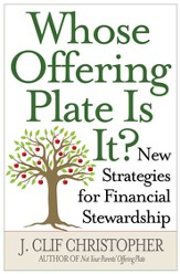 Whose Offering Plate Is It? - eBook