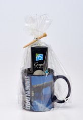 Strong in the Lord Mug and Golf Balls Gift Set
