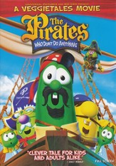 The Pirates Who Don't Do Anything: A VeggieTales Movie,  Fullscreen Edition on DVD