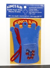 King's Kid Crown Foam Activity Kit