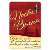 Noche Buena, Broche y Tarjeta (O Holy Night, Lapel Pin and Card)