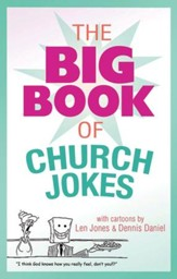 The Big Book of Church Jokes - eBook