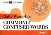 Commonly Confused Words, Level 1