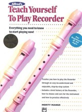 Teach Yourself to Play Recorder, Book & Compact Disc