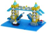 Nanoblock Sights To See, Tower Bridge