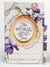 The Woman God Sees, Prayer Journal and Pen Gift Set, ESV