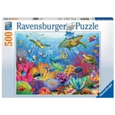 Tropical Waters, 500 Piece Puzzle