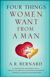 Four Things Women Want from a Man, Paperback