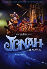 Jonah: The Musical, DVD