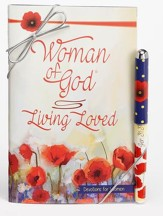 Living Loved, Pen and Devotion Book Gift Set