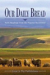 Our Daily Bread, Volume 2: Daily Readings from the Popular Devotional - eBook