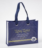 Living Loved Tote Bag