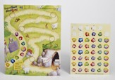 Count Up To Easter Activity Card & Sticker Sheet